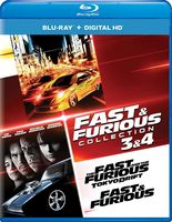 The Fast & The Furious [Movie] - Fast & Furious Collection: 3 & 4