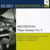 Idil Biret - Idil Biret Beethoven Edition 18: Piano Sonatas 9