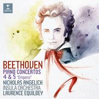 Nicholas Angelich - Beethoven: Piano Concertos Nos. 4 & 5