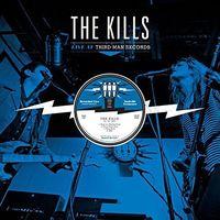 The Kills - Live at Third Man Records 10-10-2012