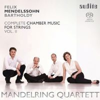 Mandelring Quartett - Complete Chamber Music for Strings 2