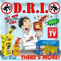 D.R.I. - But Wait ... There's More! EP [Vinyl]