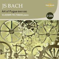 J.S. Bach - Art Of Fugue (Slim)