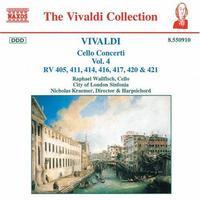RAPHAEL WALLFISCH - Cello Concerti 4