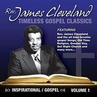 James Cleveland - Timeless Gospel Classics Vol. 1