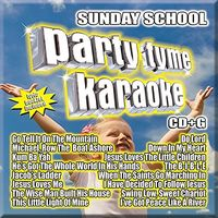 Party Tyme Karaoke - Party Tyme Karaoke: Sunday School (Various Artists)