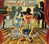 Roomful Of Blues - The Blues'll Make You Happy, Too