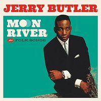 Jerry Butler - Moon River / Folk Songs (Bonus Tracks) (Spa)