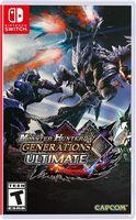 Swi Monster Hunter Genderations - Ultimate - Monster Hunter Genderations - Ultimate for Nintendo Switch