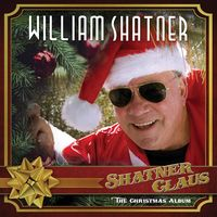 William Shatner - Shatner Claus - The Christmas Album [Limited Edition Red LP]