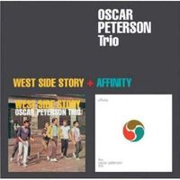 Oscar Peterson - West Side Story + Affinity [Import]