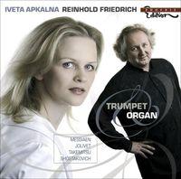 REINHOLD FRIEDRICH - Trumpet & Organ