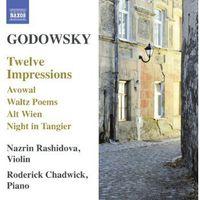 Roderick Chadwick - Twelve Impressions Avowal Waltz Poems Alt Wien