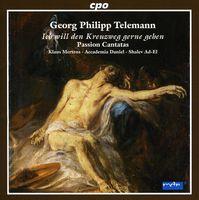 Klaus Mertens - Passion Cantatas