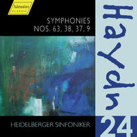 Heidelberger Sinfoniker - Complete Symphonies 24