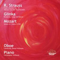 Mozart / Williams - Transcriptions for Oboe & Piano