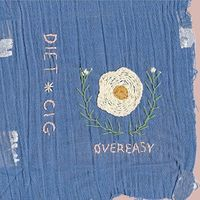 Diet Cig - Over Easy [Colored Vinyl] [Download Included]