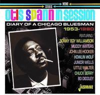 Otis Spann - Otis Spann In Session: Diary Of A Chicago Bluesman 1953-1960