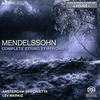 Amsterdam Sinfonietta - Complete String Symphonies