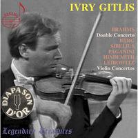 J. BRAHMS - Violin Concertos