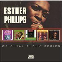 Esther Phillips - Original Album Series (Box) (Hol)