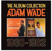 Adam Wade - Album Collection 1960-1962 (Uk)