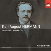 Nicolas Horvath - Complete Piano Music