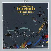 L. KOZELUCH - Piano Trios 14 15 & 18