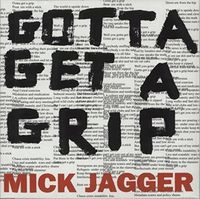 Mick Jagger - Gotta Get A Grip / England Lost [Vinyl Single]
