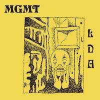 MGMT - Little Dark Age [LP]