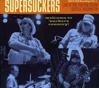 The Supersuckers - Live At The Tractor Tavern