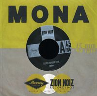 Mona - Listen To Your Love/All This Time