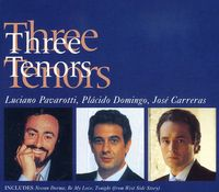 The Three Tenors - Three Tenors