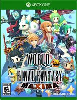 Xb1 World of Final Fantasy Maxima - World of Final Fantasy Maxima