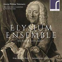 Telemann - Melodious Canons & Fantasias