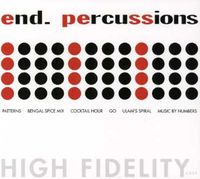 End - Percussions Ep