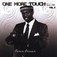 Peter Brown - One More Touch