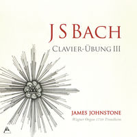 James Johnstone - Clavier-Ubung III
