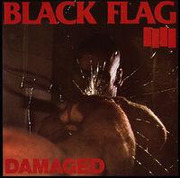 Black Flag - Damaged