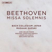 Bach Collegium Japan - Beethoven: Missa Solemnis, Op. 123