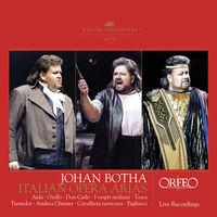 Johan Botha - Italian Opera Arias