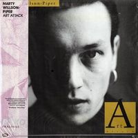 Marty Willson-Piper - Art Attack