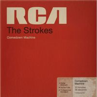 The Strokes - Comedown Machine (Uk)