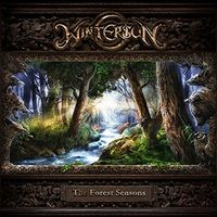 Wintersun - The Forest Seasons [Green / Mint Green Splatter LP]