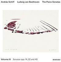 Andras Schiff - Piano Sonatas Vol 3
