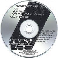 Cody Lee - Sympathetic Lies EP