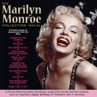 Marilyn Monroe - Marilyn Monroe Collection 1949-62