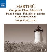 Giorgio Koukl - Piano Music 3