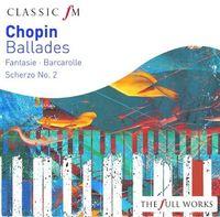 Chopin - Chopin Ballades 1-4 (Uk)