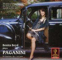 Bonita Boyd - Bonia Boyd Plays Paganini 24
